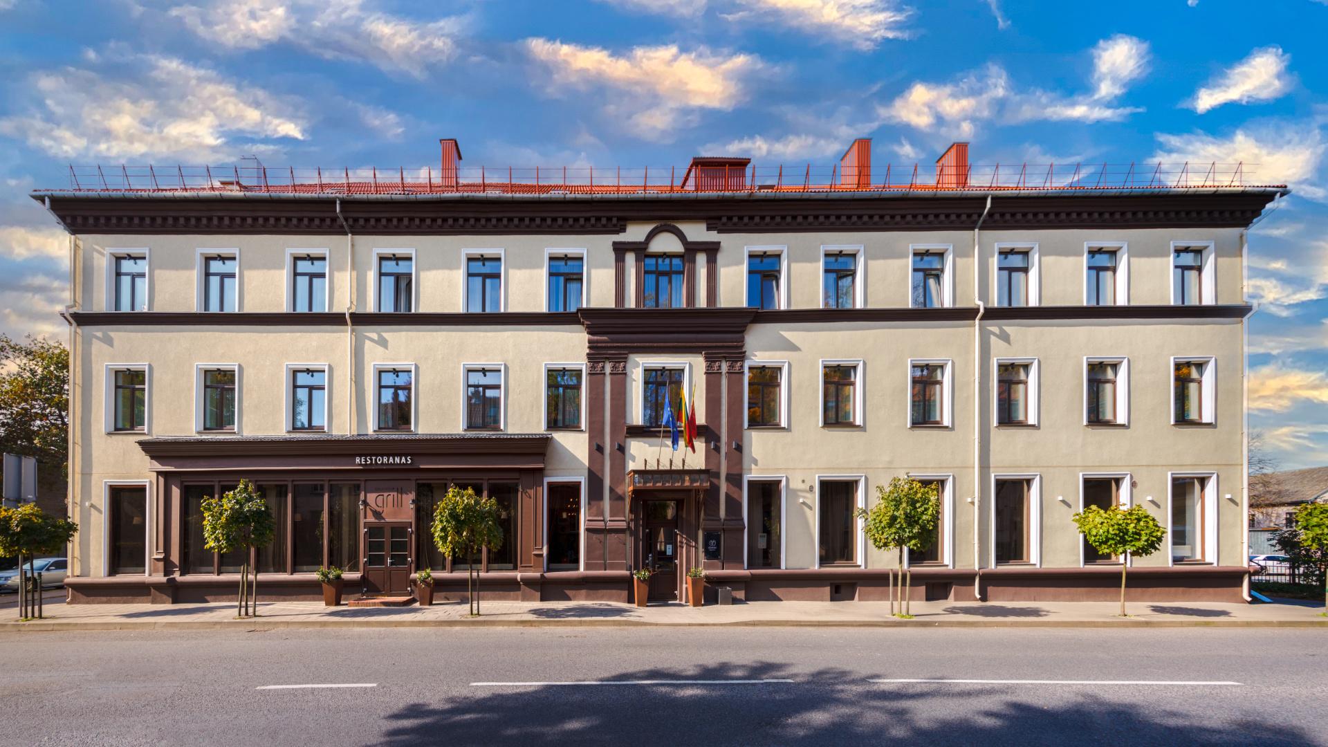 Bohema. Hotel in Klaipeda. Galinio Pylimo g. 16, Klaipėda