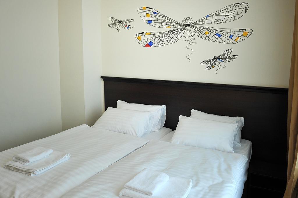 Room. Hotel BOHEMA. Klaipėda