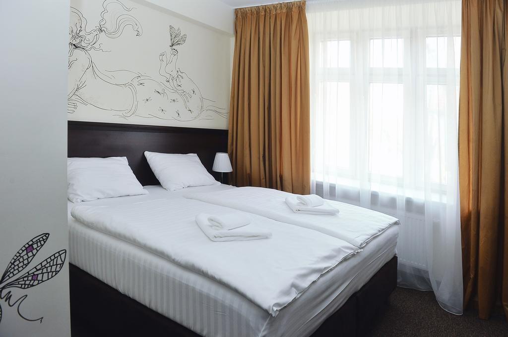 Kambarys viešbutyje BOHEMA Klaipėdoje