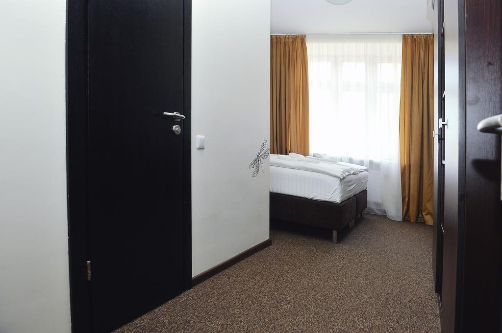 Room. Bohema. Hotel. Klaipėda
