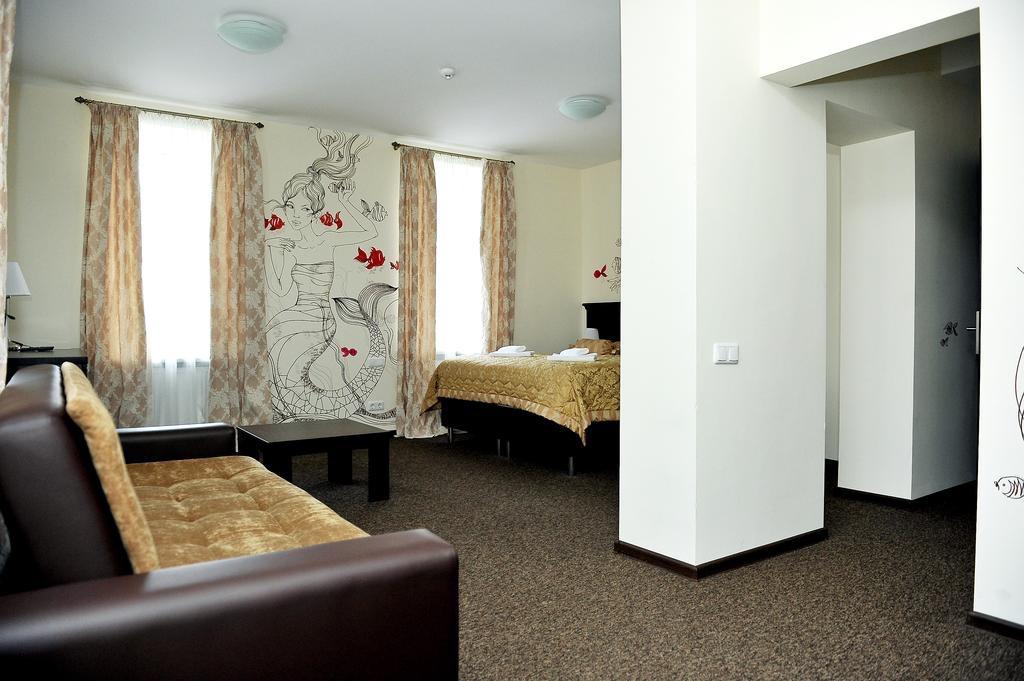 Hotel room. Bohema. Accommodation. Klaipėda