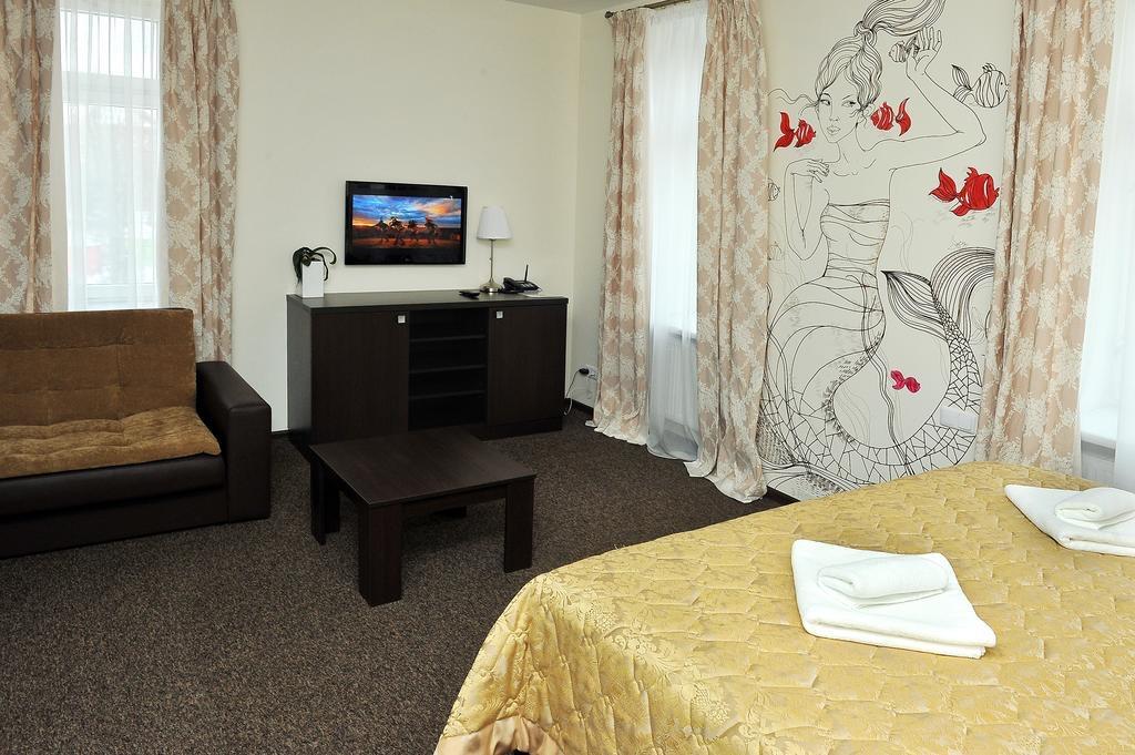 Apartments. Bohema. Hotel. Klaipėda, old town