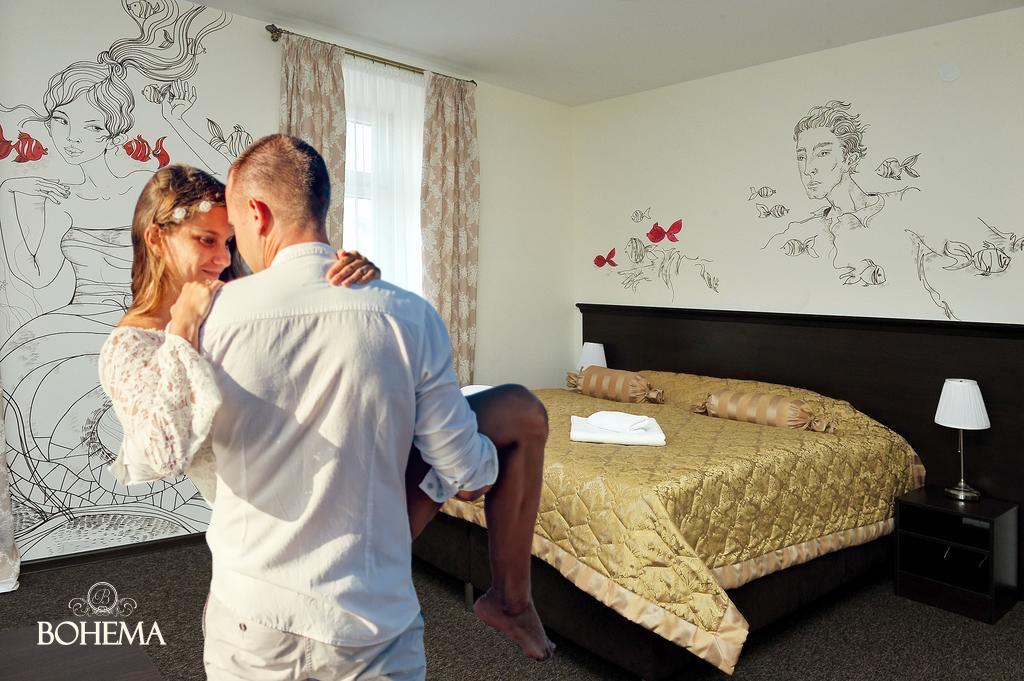 Laisvalaikis. Romantiškas savaitgalis meno viešbutyje BOHEMA. Klaipėda. Dovanų kuponas