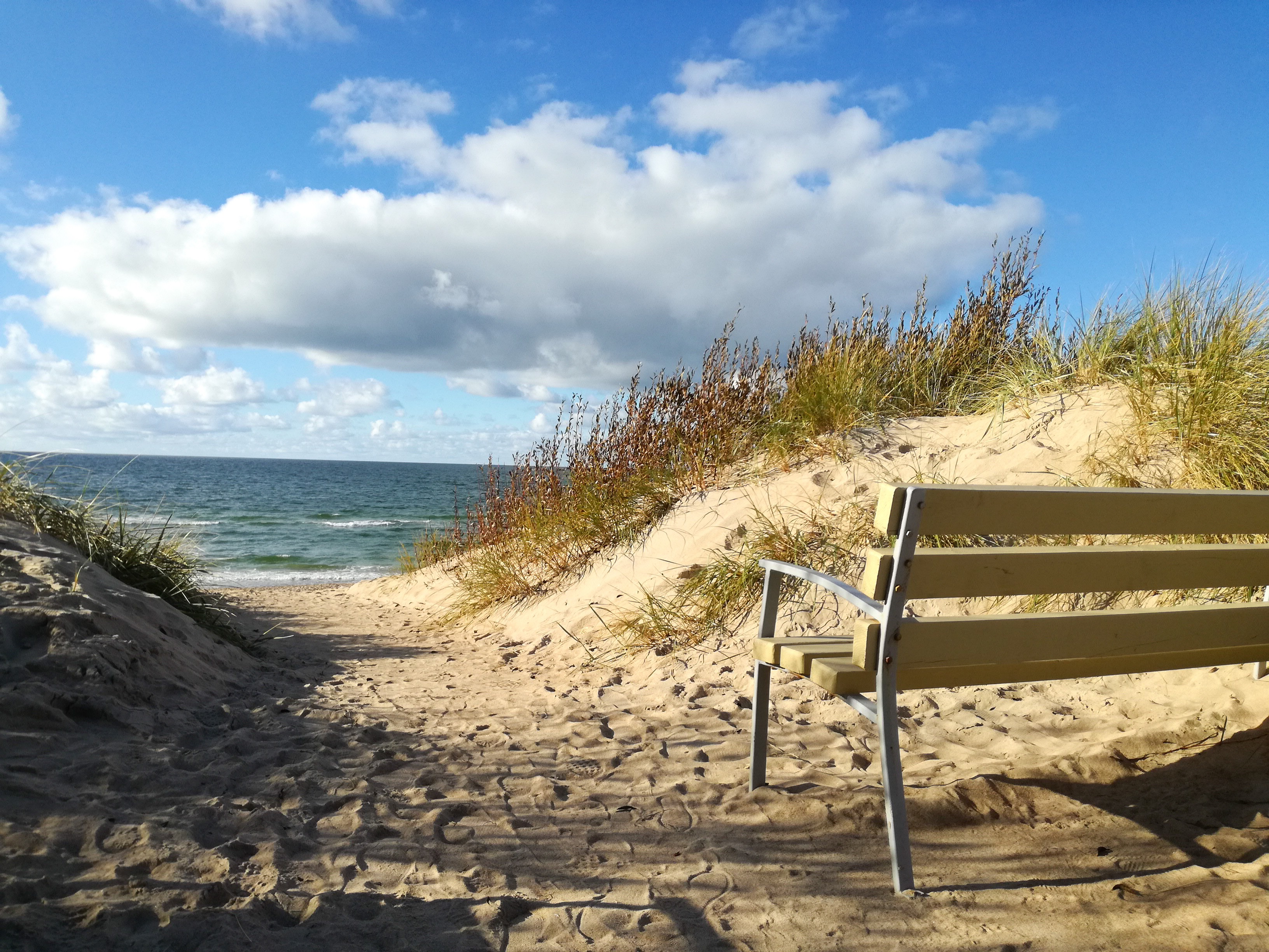 Palanga, Baltijos jūra. Nuotrauka: IJK.LT
