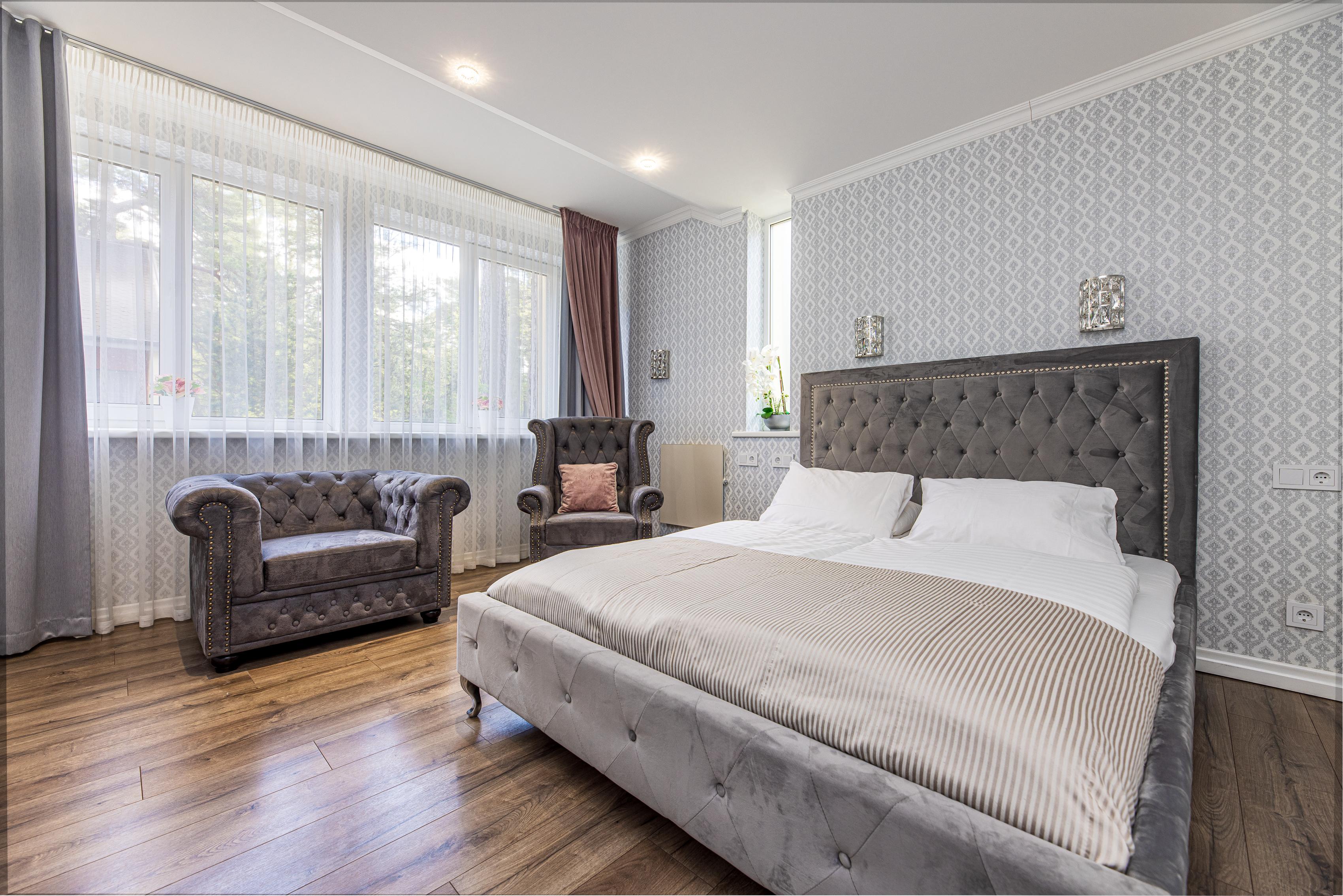 Room, apartments, accommodation. Park hotel, Palanga, near the Baltic sea